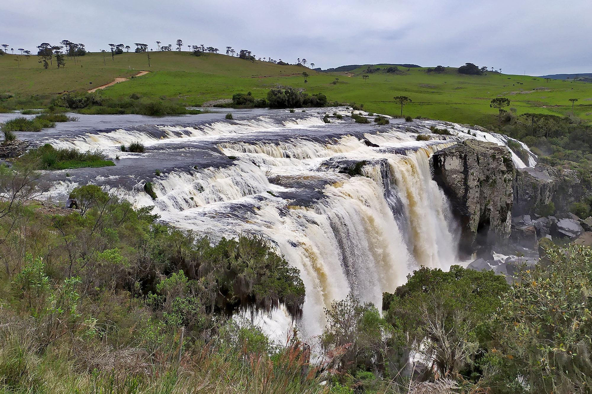 Jaquirana: Passo do S/ Cachoeira dos Venâncios + São Chico